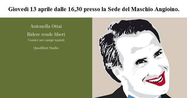 RIDERE RENDE LIBERI Napoli