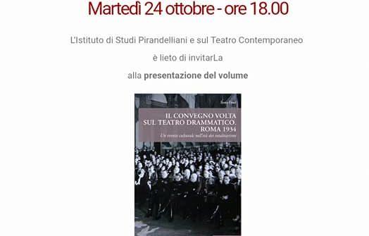Bruno Maccallini liest Pirandello