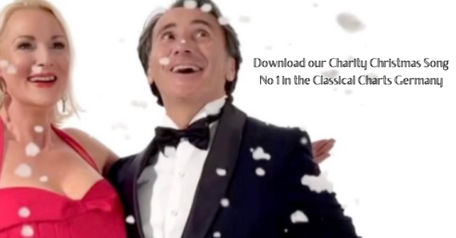 DOWNLOAD OUR CHARITY CHRISTMAS SONGN° 1 IN THE CLASSICAL CHARTS GERMANY!
